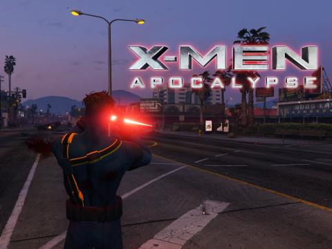 X-men Cyclops eye powers script 1.0
