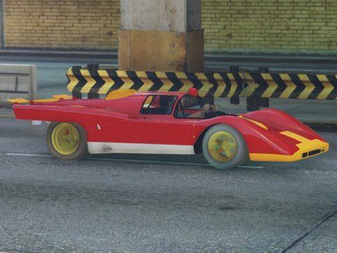 1970-71 Ferrari 512M [Add-On   Extras] 1.0