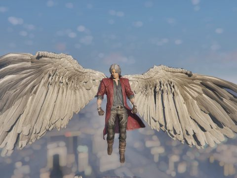 Add On Wings Pack (For Animated Wings)