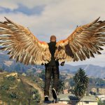 Angel Wings Retexture - Realistic Wings 1.0