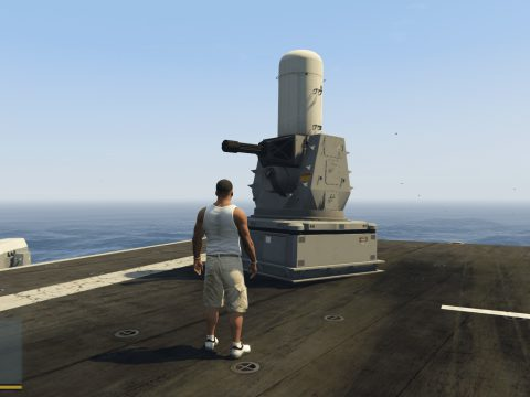 Automatic Anti Air Defense Alpha Version 0.1