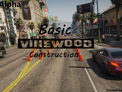 Basic Vinewood Construction [Menyoo] v0.6