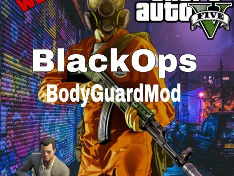 Black Ops Body Guard Mod 1.0