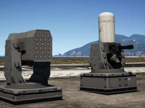 CIWS Anti Air Defense 1.0