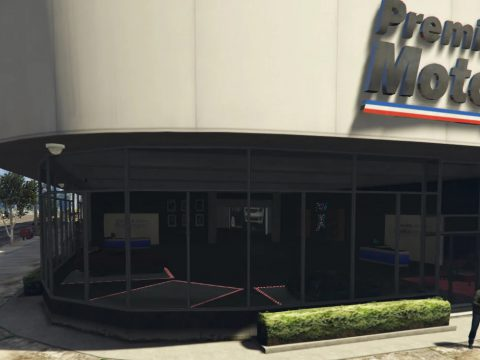 [MLO] Car Dealer [SP / FiveM] 1.0