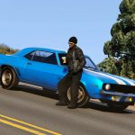 Chevrolet Camaro SS '69 [Add-On   Extras   Tuning   Template] 1.2