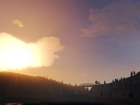 Cliffside Rally 2 - GTA 5 1.0