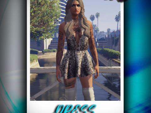 Dress for MP Female 1.0