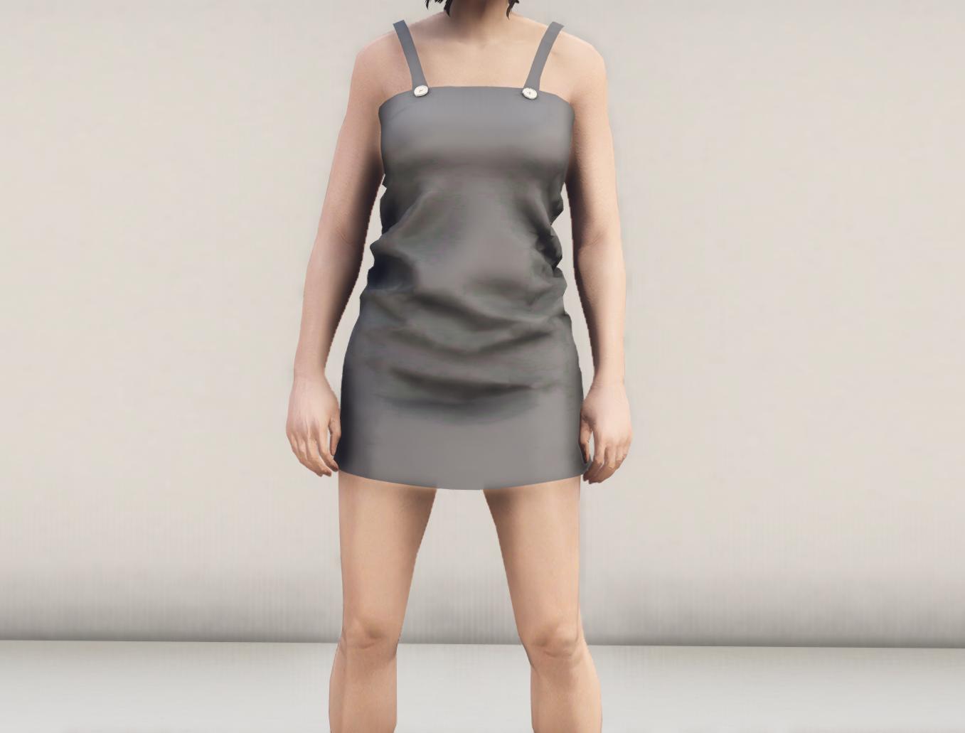 Dress for MP Female v1.0