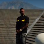 Fendi T-Shirt Pack For MP Male 1.0
