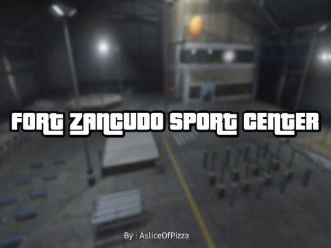 Fort Zancudo Sport Center [Menyoo] 1.1