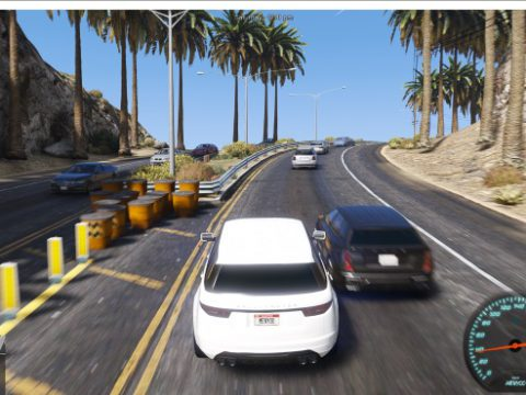 GTA Remastered (More Palms) [Add-On] 0.1