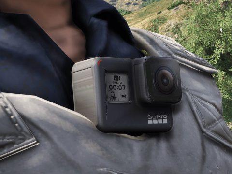 GoPro Hero 7 Bodycam - EUP 1.1
