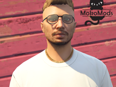 Grayson Necklace for MP Male 1.0