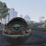 Grogu Baby Yoda [Add-On Ped] 1.0