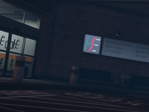 Irish HSE Hospital 1.0