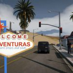Las Venturas - More Props v1.0