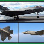 Lockheed Martin F-35C Lightning II [Add-On] Custom Weapons / 3D Missiles New version 1.0
