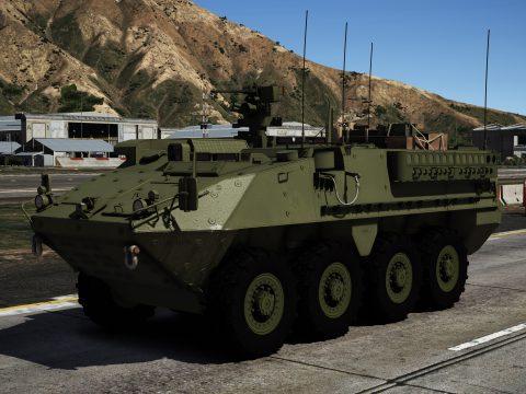 M1126 Stryker ICV [Add-On | Tuning | LODs] 1.0