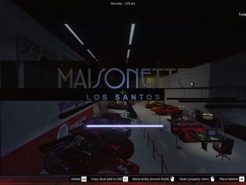 Maisonette Showroom [Menyoo/Ymap] 1.0
