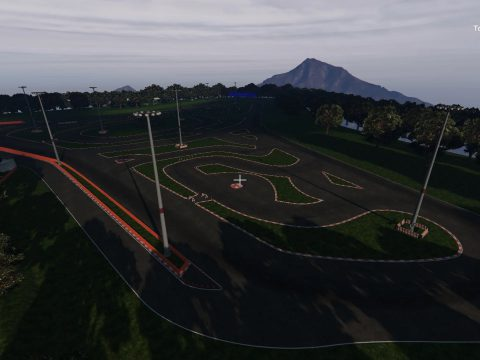 Motorsportland South Point [Add-On SP / FiveM] SinglePlayer [Addon] 1.0