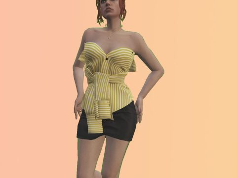 Ooh Ooh Baby Top for MP Female 1.0