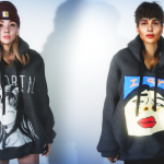 Oversized Hoodie For MP Female 1.0
