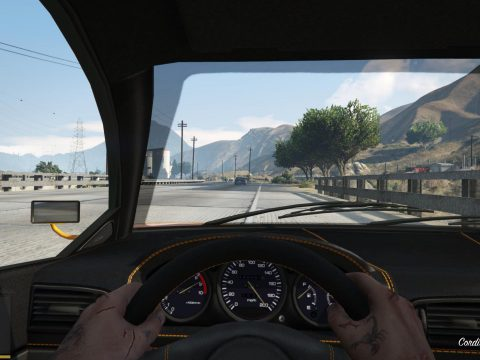 Realistic Top Speed and Acceleration (All Vehicles) 4.5 OIV