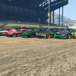 San Andreas Auto Racing Championship Ultimate Pack [Menyoo] 7.0