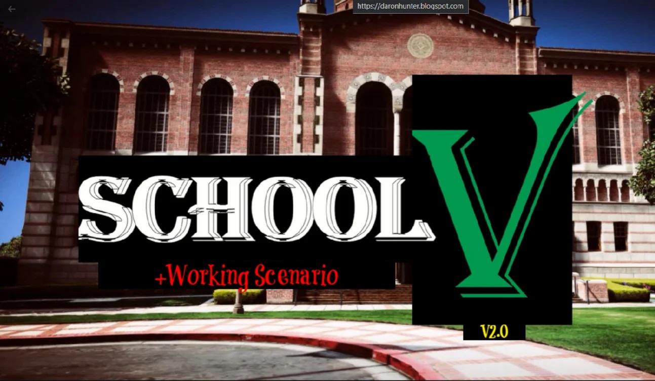 School V [Mapbuilder] 2.0