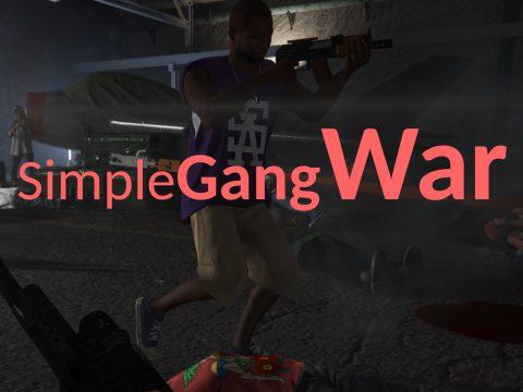 SimpleGangWar 2.1.1