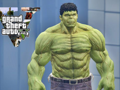 THE HULK (MCU version) with ULTRA HD textures