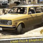 Volvo 145 [Add-On / Replace | Extras | Tuning | Livery | Template | LODs] 1.0