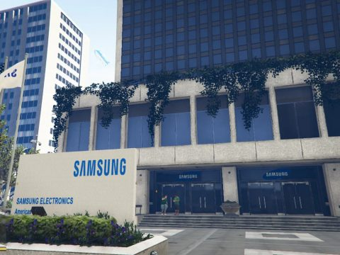 Wiwang to Samsung HQ Building [ Ymap add-on ] 1.0