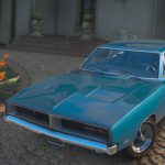 1969 Dodge Charger R/T 426 Hemi [Add-On | Extras | Tuning | LODs | Template 1.0