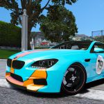 2018 BMW M6 [Add-On / Replace | Tuning | Template] 1.0