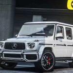 2019 Mercedes Benz G63 [Replace] 1.0