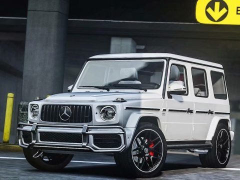2019 Mercedes Benz G63 [Replace] 1.0