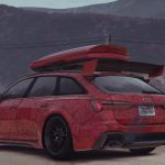 2020 Audi RS6 C8 Avant [Add-On   Extras   Tuning   Template] 1.0