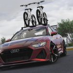2020 Audi RS6 C8 Avant [Add-On | Extras | Tuning | Template] 3.0