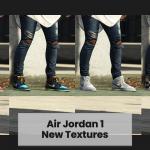 Air Jordan 1 New Textures 1.9