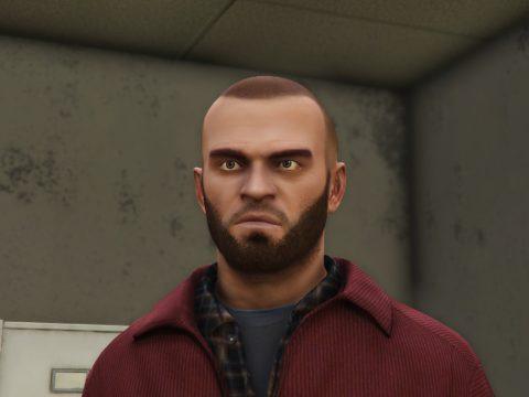 Better Trevor Phillips (Face, Beard & Hair)