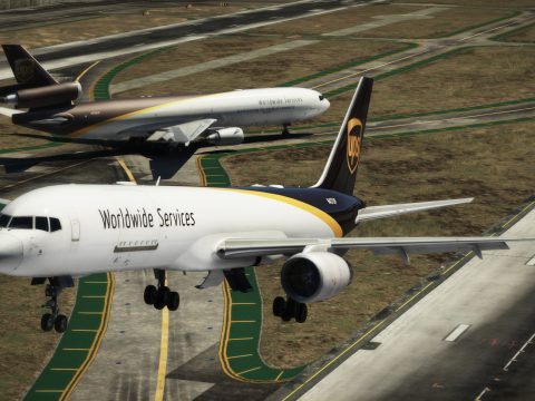 Boeing 757-200F [Add-On I Liveries I Tuning] 2.0