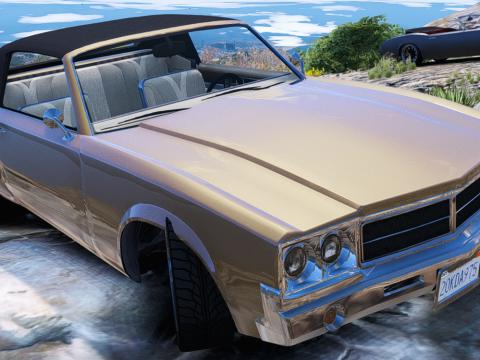 Declasse Sabre Cabriolet [Add-On | Extras | LODs] 2.0