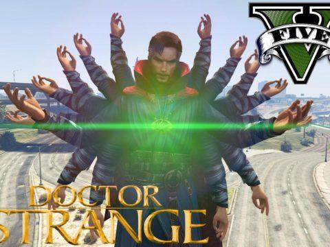 Dr. Strange Sorcerer Supreme Mode 2.0