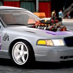 Drag Car 2008 Crown Victoria [Add-On / Replace   FiveM] [Template/Locked] 1.1