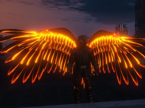 Emissive Wings Pack [Add-On] 3.2