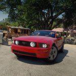 Ford Mustang GT MK.V 2005 [Add-On   Unlocked   Tuning   Template] 1.0