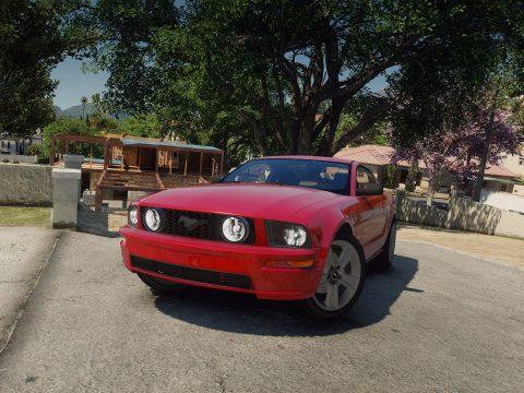 Ford Mustang GT MK.V 2005 [Add-On | Unlocked | Tuning | Template] 1.0