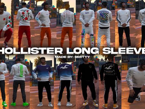 Hollister Shirt Pack MP/SP 1.0